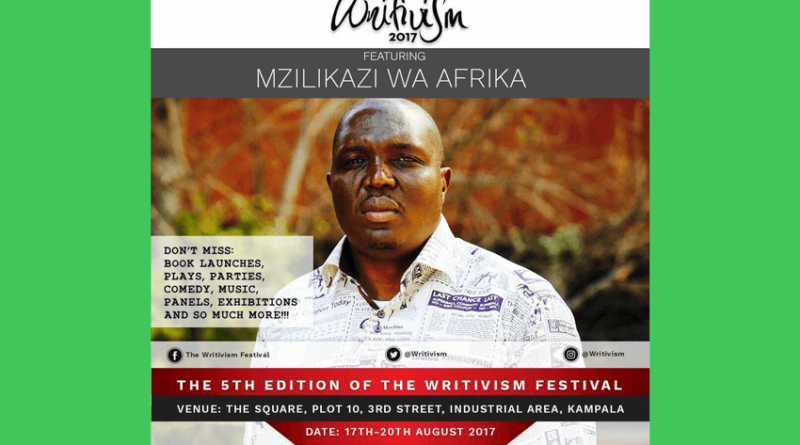 Writivism Festival Draws Top African Writers